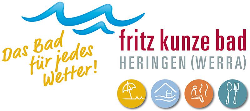 Logo des fritz kunze bad – das Ganzjahresbad